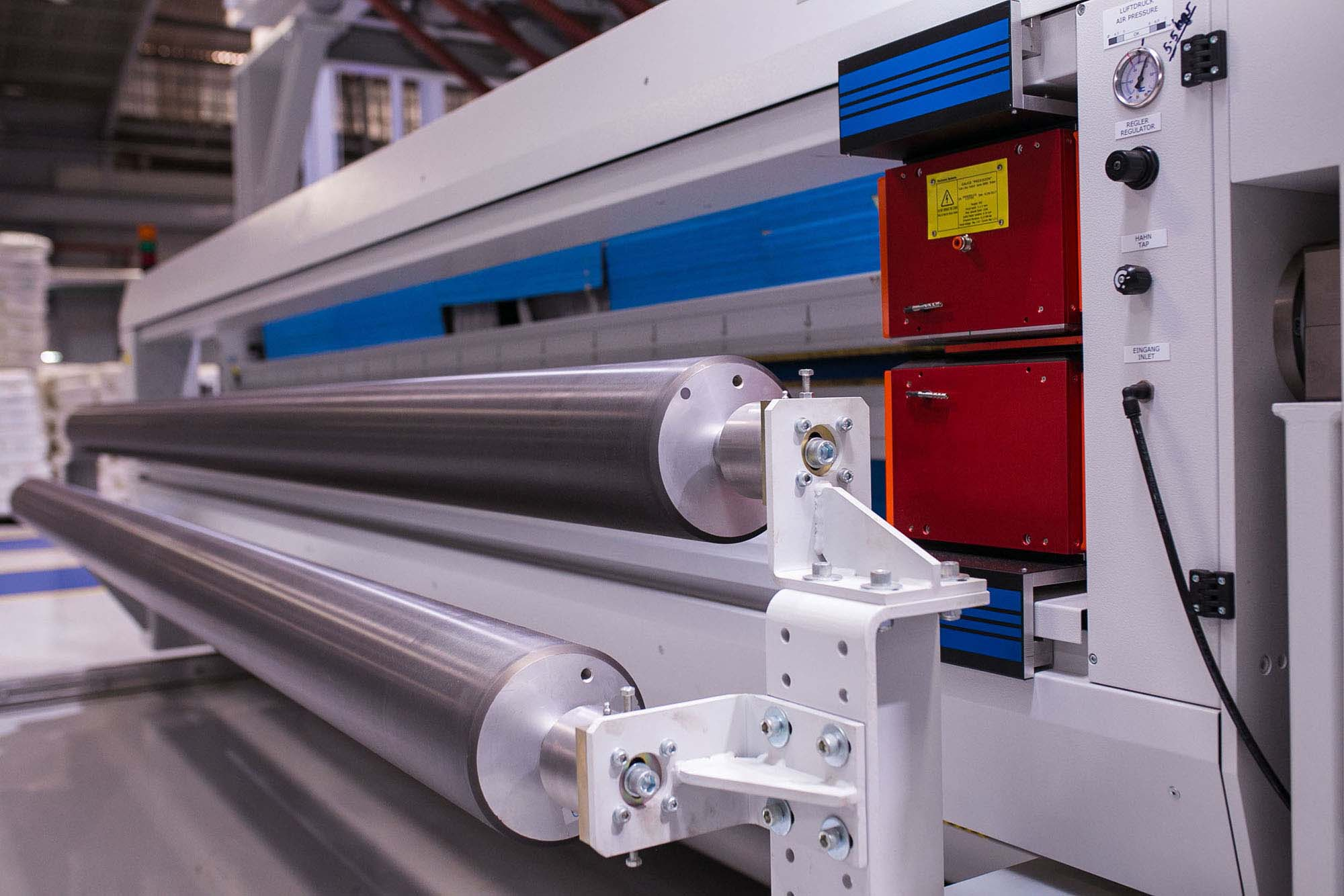 High Precision Film Scanner-CPP Machine