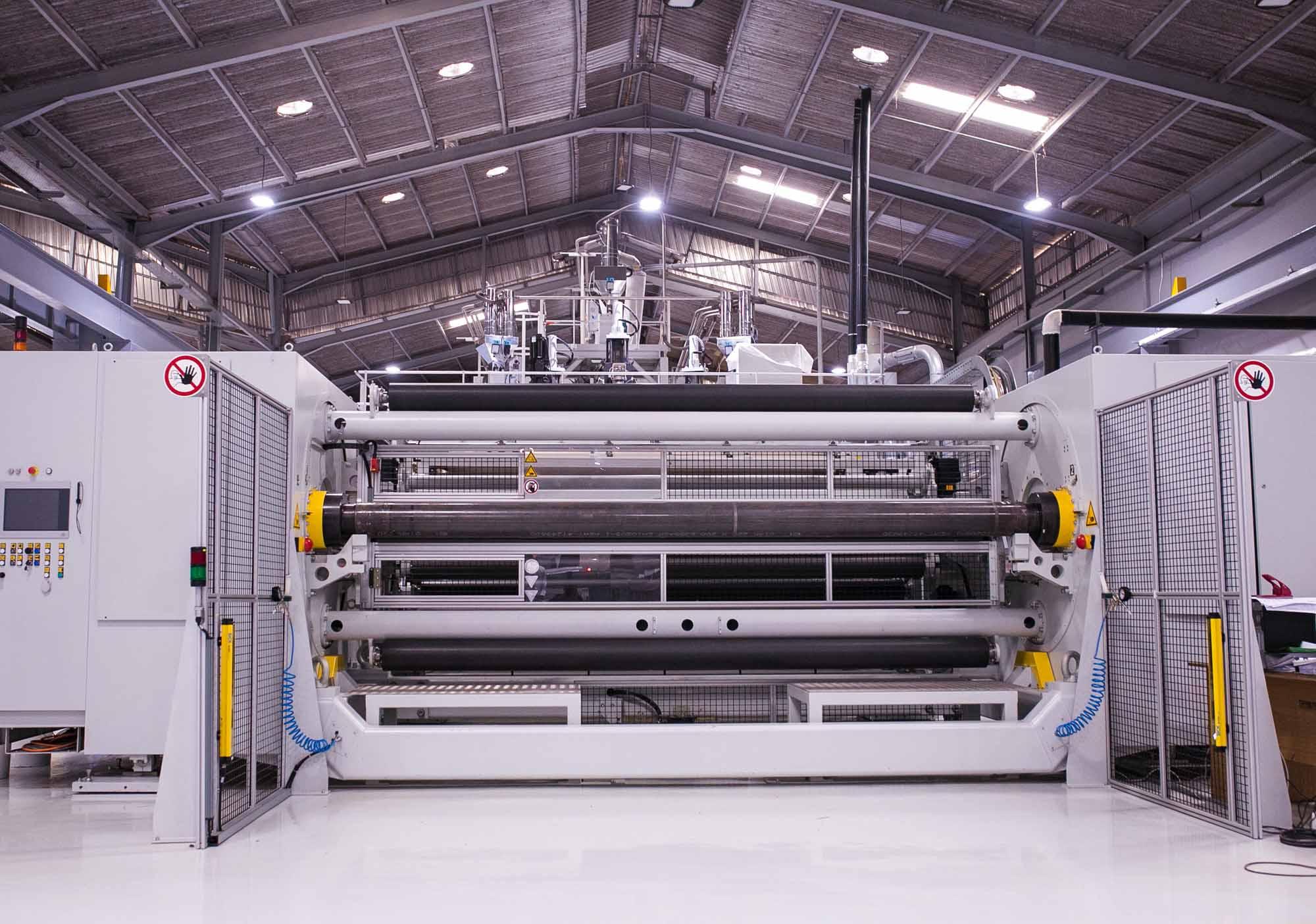 Winder-CPP Machine