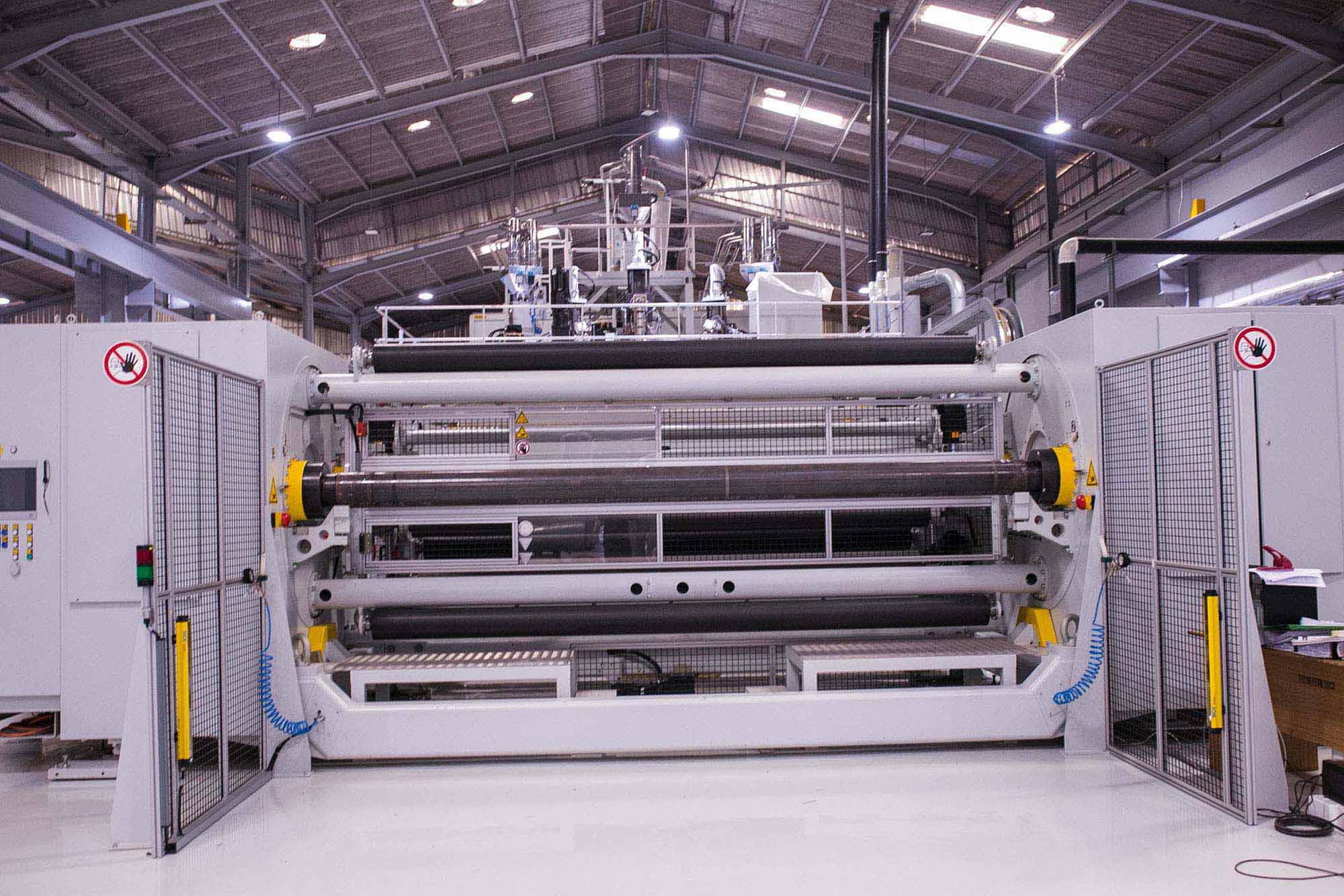 Tempo Paper Pulp And Packaging Ltd Commissions A CPP Production Line