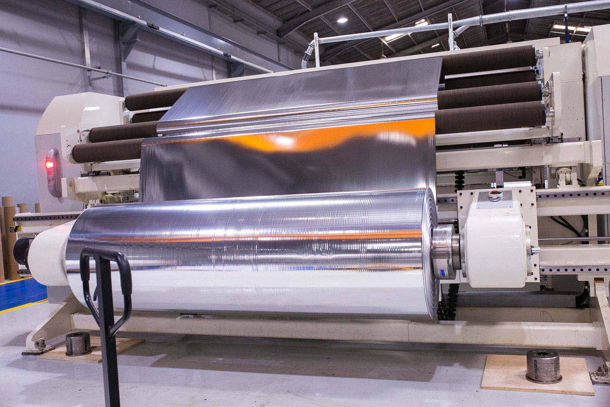 Tempo Paper Pulp and Packaging Ltd Offers High Barrier Metallised Film