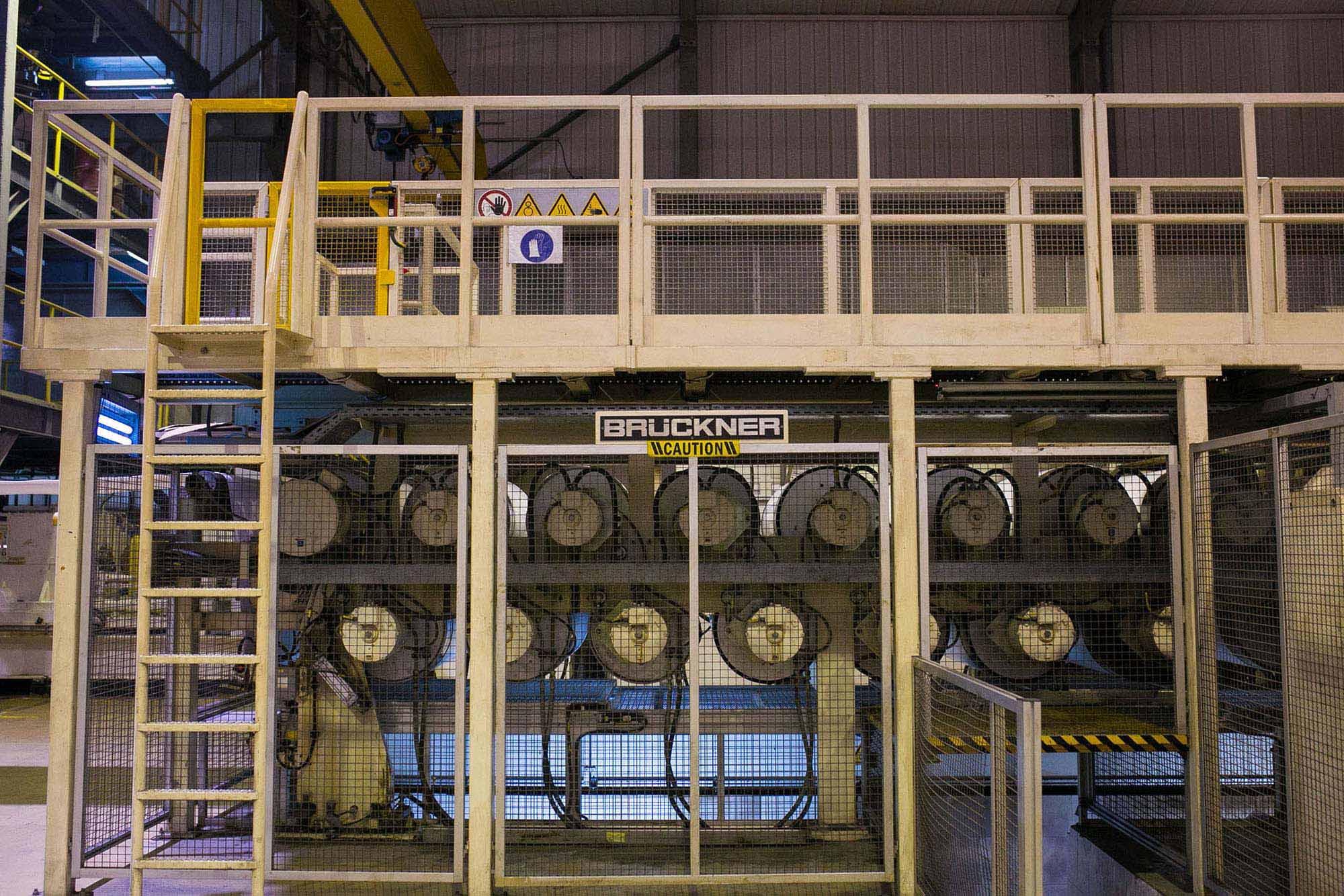 Machine Direction Orienter (MDO)-BOPP Machine